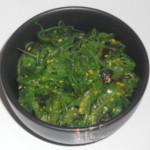 sałatka wakame